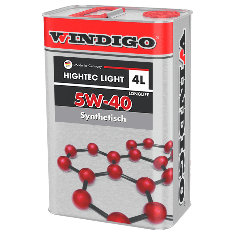 WINDIGO 5W-40 HIGHTEC LIGHT