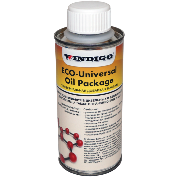 картинка WINDIGO ECO-Universal Oil Package от WINDIGO.RU