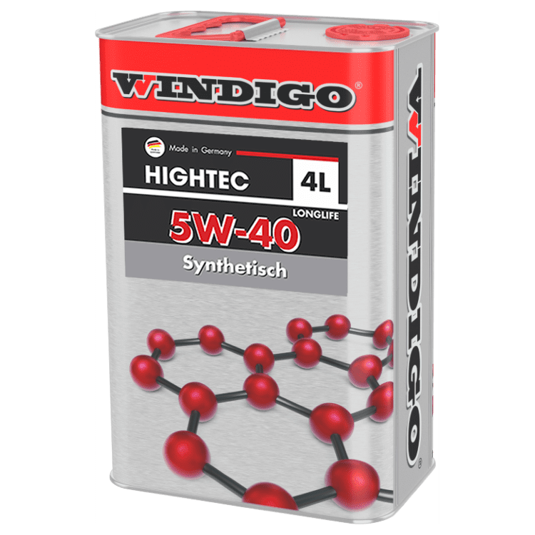 WINDIGO 5W-40 HIGHTEC