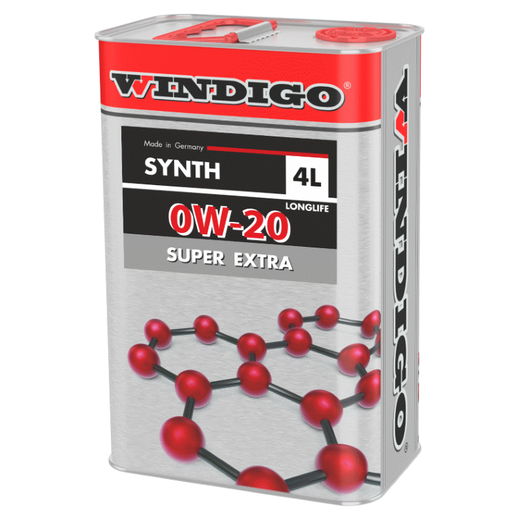 WINDIGO SYNTH SUPER EXTRA 0W-20: